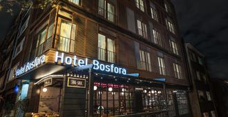 Hotel Bosfora - Estambul - Edificio