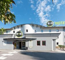 B&B Hotel Villeneuve Loubet Plage