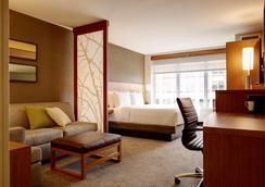 Hyatt Place Arlington Courthouse Plaza - Arlington - Bedroom