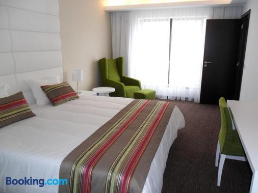 Steyler Fatima Hotel Congress & Spa - Fátima - Phòng ngủ