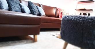 Hostel Boutique Casa Sofia - Bogotá - Living room