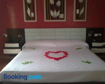 Hotel Gardu - Montealegre del Castillo - Bedroom