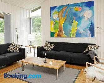 Holiday Home Poppelvej IV - Fjerritslev - Huiskamer
