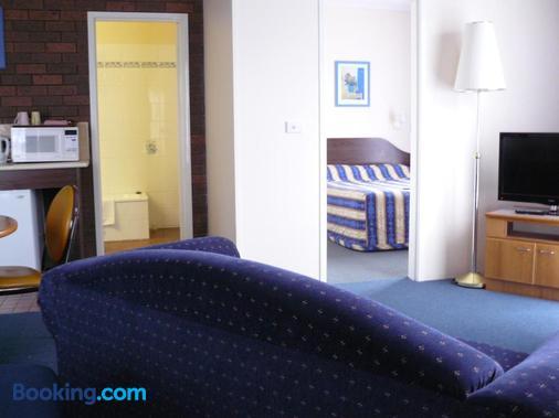 Australia Park Motel - Albury - Living room