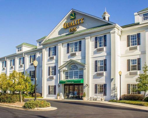 Quality Inn Near Seymour Johnson Afb - Goldsboro - Building