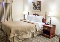 Quality Inn Near Seymour Johnson Afb - Goldsboro - Bedroom
