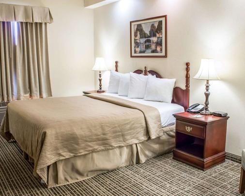 Quality Inn - Goldsboro - Bedroom