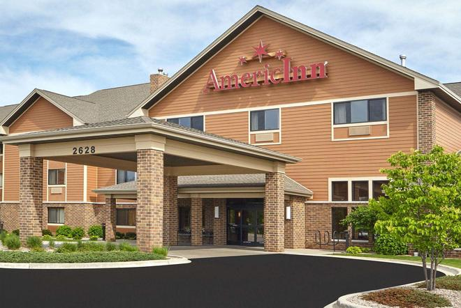 AmericInn Lodge & Suites Green Bay East - Γκριν Μπέι - Κτίριο