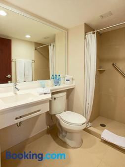 哈拉帕城市快捷酒店 - 哈拉帕 - 哈拉帕 - 浴室