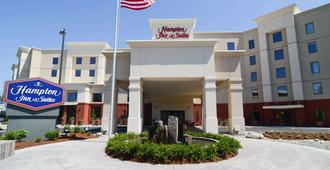 Hampton Inn & Suites Seattle-Airport/28th Ave - SeaTac - Building