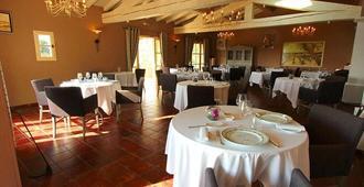 Hôtel Restaurant La Bergerie - Carcassonne - Ristorante