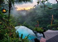 Bidadari Private Villas & Retreat - Ubud - Outdoor view