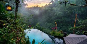 Bidadari Private Villas & Retreat - Ubud - Cảnh ngoài trời