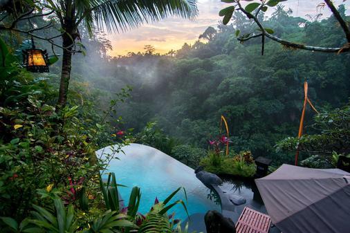 Bidadari Private Villas & Retreat - Ubud - Outdoors view