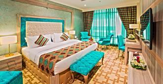 Sapphire Plaza Hotel - Doha - Quarto