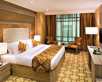 Sapphire Plaza Hotel - Doha - Bedroom