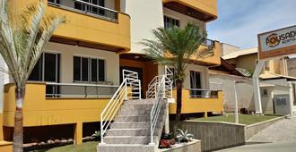 Pousada Acapulco - Bombinhas - Toà nhà