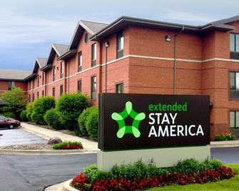 Extended Stay America - Detroit - Ann Arbor - University South - Ann Arbor - Byggnad