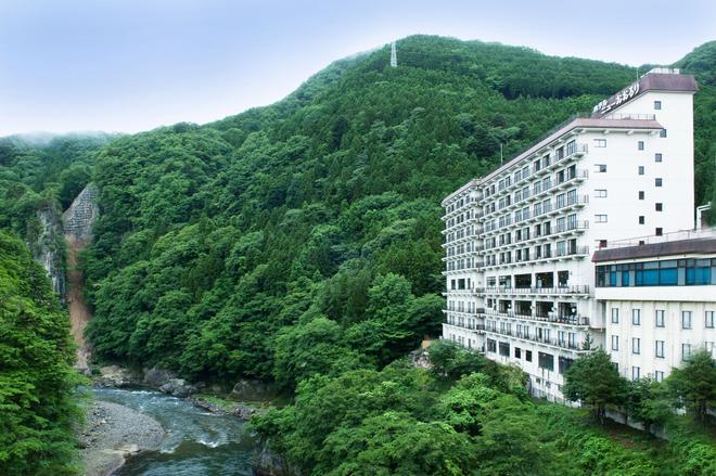 Hotel New Ohruri - Nikkō