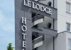 Brit Hotel Lodge - Strasbourg - Toà nhà