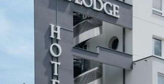 Brit Hotel Lodge - Estrasburgo - Edificio