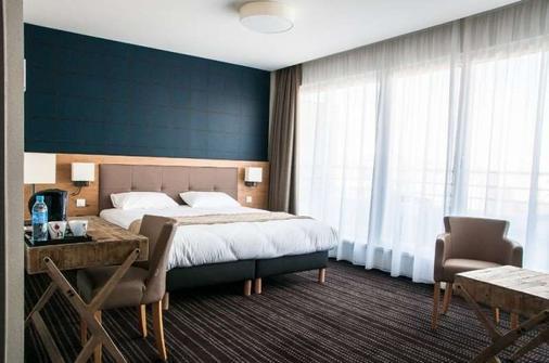 Brit Hotel Lodge - Strasbourg - Bedroom