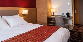 Brit Hotel Lodge - Strasbourg - Soverom