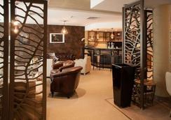Brit Hotel Lodge - Strasbourg - Lounge