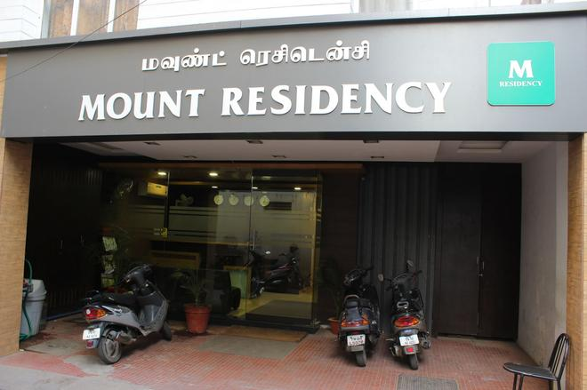 Mount Residency - Madrás