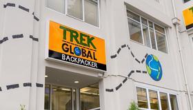Trek Global Backpackers - Wellington - Rakennus