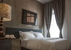 Merton Hotel Ipoh - Ipoh - Bedroom