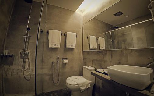 Merton Hotel Ipoh - Ipoh - Bathroom