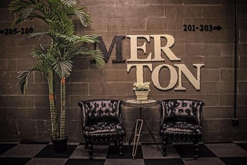Merton Hotel Ipoh - Ipoh - Hallway