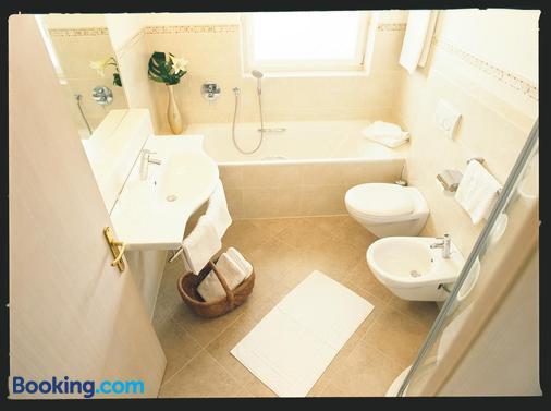 Apartmenthotel Ritterhof Suites & Breakfast - Scena - Bathroom