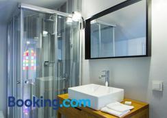 Serguzest Otel - Şekerpinar - Bathroom