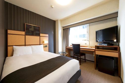 Hotel Villa Fontaine Tokyo-Hamamatsucho - Τόκιο - Κρεβατοκάμαρα