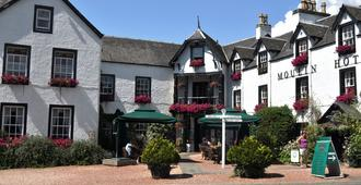 Moulin Hotel - Pitlochry - Building