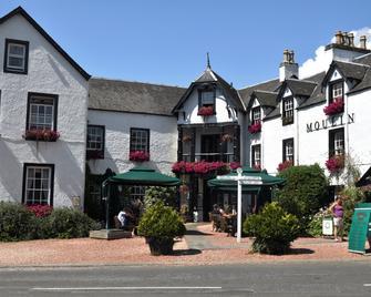 Moulin Hotel - Pitlochry - Gebouw