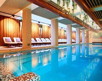 Lucky Bansko Aparthotel Spa & Relax - Bansko - Piscină