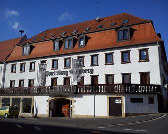 Hotel Burg Breuberg - Höchst im Odenwald - Edificio