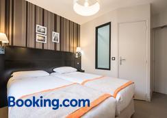 Hotel Bonsejour Montmartre - Paris - Bedroom