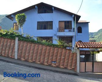 Hostal Princesa Maria - Banos (Tungurahua) - Building