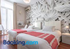 賽希勒酒店 - 昂蒂布 - 安提伯 - 臥室