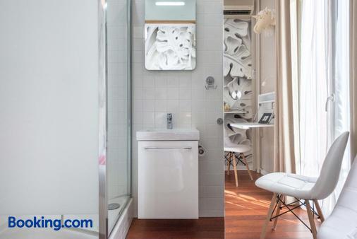 賽希勒酒店 - 昂蒂布 - 安提伯 - 浴室