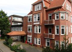 Hotel Wehrburg - Cuxhaven - Κτίριο