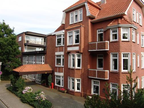 Hotel Wehrburg - Cuxhaven - Toà nhà