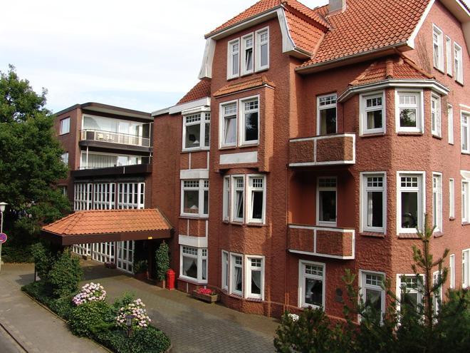 Hotel Wehrburg - Cuxhaven - Edificio