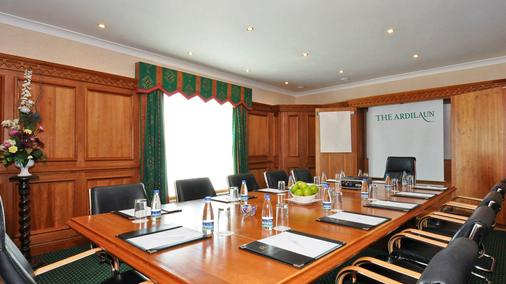 The Ardilaun Hotel - Galway - Phòng họp