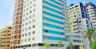 Hotel Cartagena Plaza - קרטחנה דה אינדיאס - בניין
