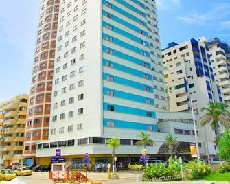 Hotel Cartagena Plaza - Cartagena de Indias - Edificio